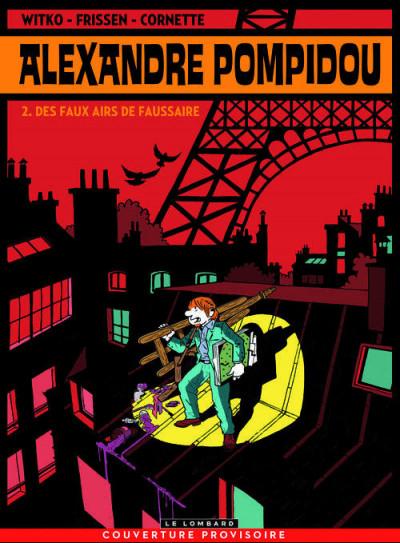 image de Alexandre Pompidou tome 2 - des faux airs de faussaire