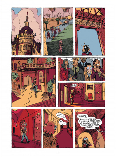 Page 3 Alexandre Pompidou tome 2