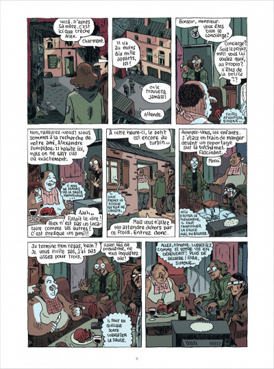 Page 8 Alexandre Pompidou tome 2