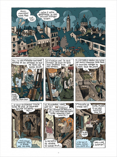 Page 9 Alexandre Pompidou tome 2