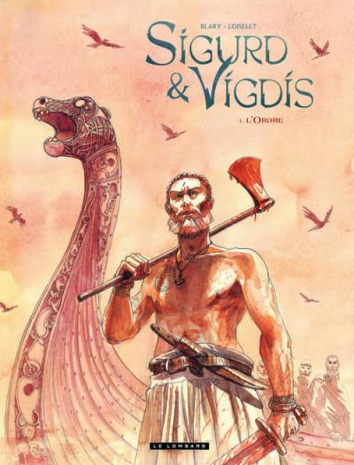 image de Sigurd et Vigdis tome 1 - l'ordre