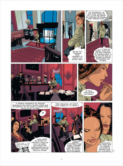 Page 8 I.R.S. - team tome 2 - wags