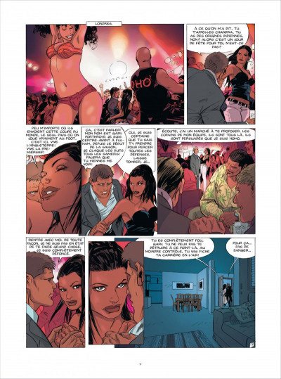 Page 9 I.R.S. - team tome 2 - wags
