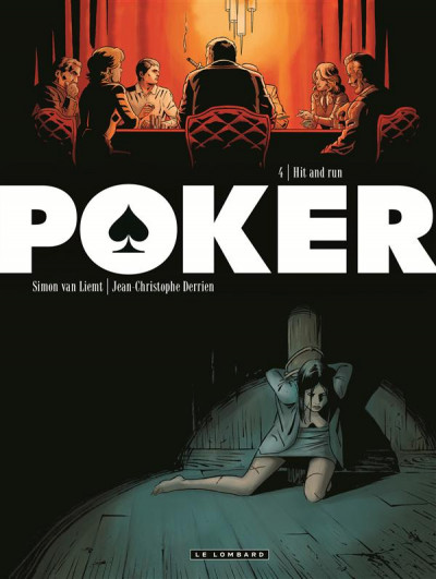 image de poker tome 4 - hit and run