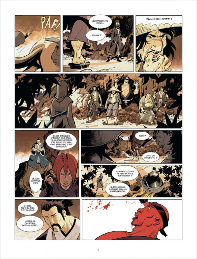 Page 6 Isabellae tome 1 - l'homme-nuit