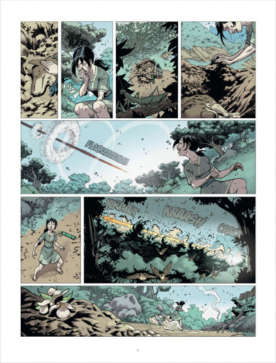 Page 9 Isabellae tome 1 - l'homme-nuit