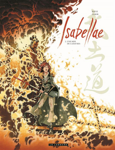 Couverture Isabellae tome 2