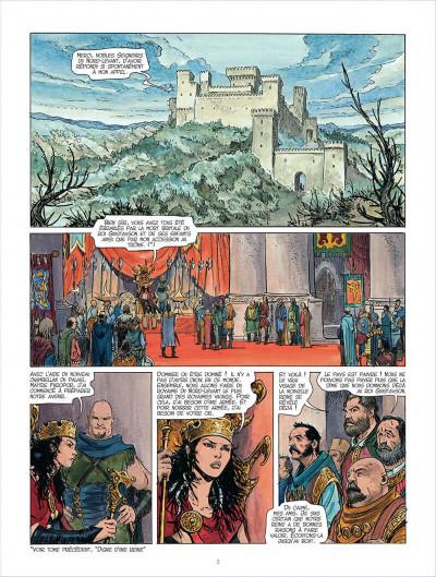 Page 3 Les mondes de Thorgal - Kriss de Valnor tome 4