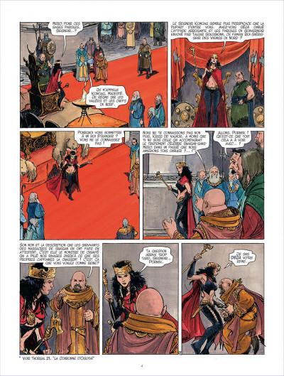 Page 4 Les mondes de Thorgal - Kriss de Valnor tome 4
