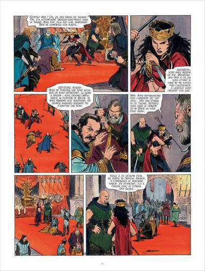 Page 5 Les mondes de Thorgal - Kriss de Valnor tome 4