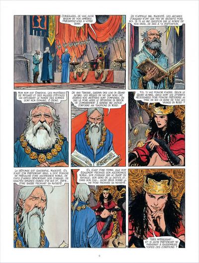 Page 6 Les mondes de Thorgal - Kriss de Valnor tome 4