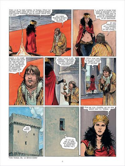 Page 8 Les mondes de Thorgal - Kriss de Valnor tome 4