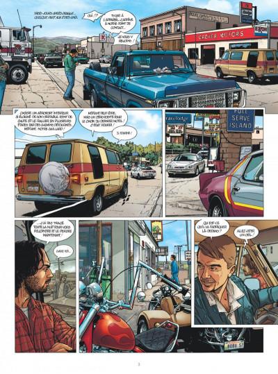 Page 2 Alpha premières armes tome 2
