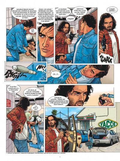 Page 5 Alpha premières armes tome 2