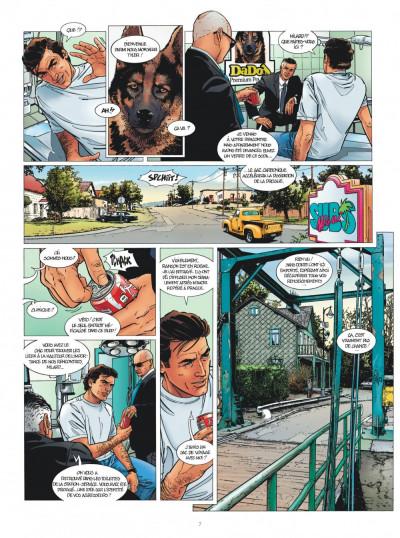 Page 7 Alpha premières armes tome 2