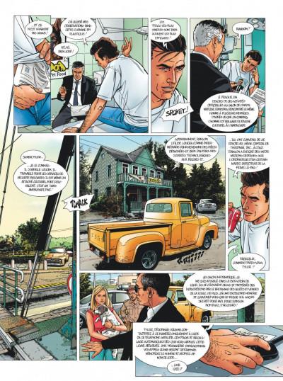 Page 8 Alpha premières armes tome 2