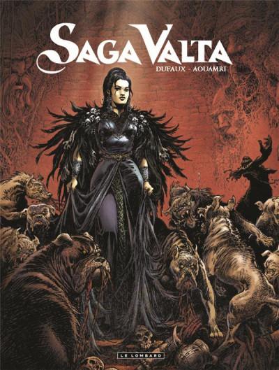 Couverture Saga Valta tome 2