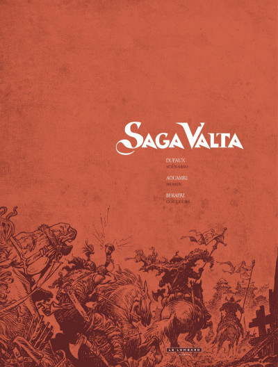 Page 1 Saga Valta tome 2