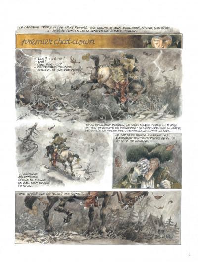 Page 5 capitaine trèfle - signé