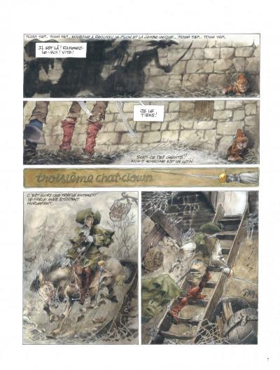 Page 7 capitaine trèfle - signé