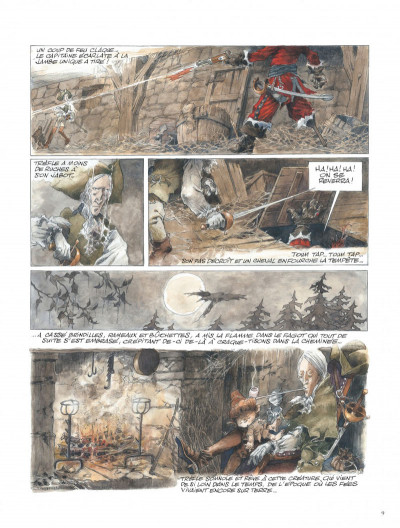Page 9 capitaine trèfle - signé