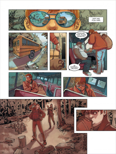 Page 2 Klaw tome 3
