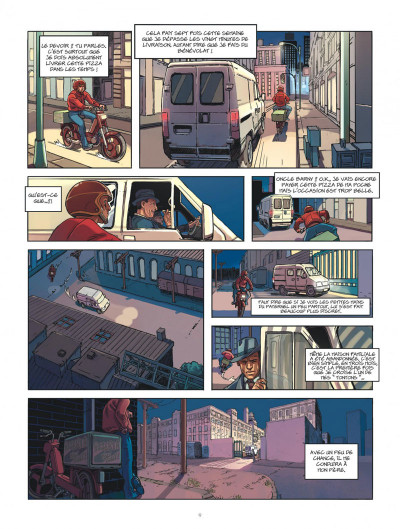 Page 9 Klaw tome 3