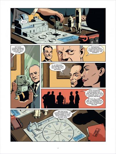 Page 4 world war X tome 2 - Kharis