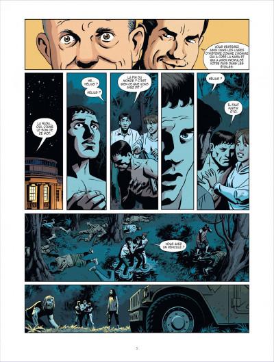 Page 5 world war X tome 2 - Kharis