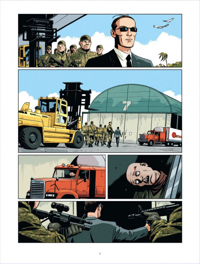Page 8 world war X tome 2 - Kharis