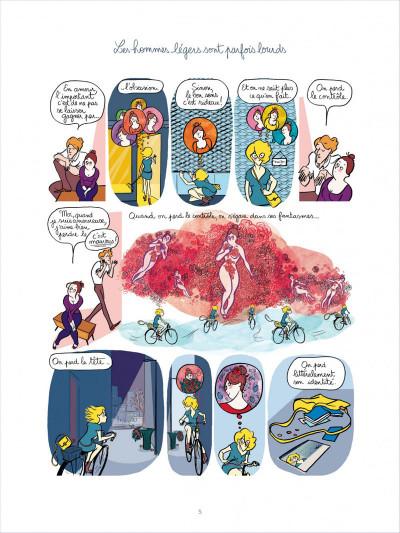 Page 5 Tea for two tome 2 - les hommes légers sont parfois lourds