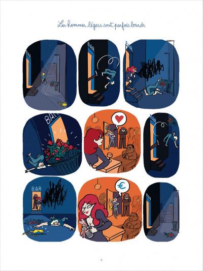 Page 6 Tea for two tome 2 - les hommes légers sont parfois lourds