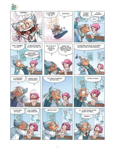 Page 6 Ernest et Rebecca tome 5 - l'école des bêtises