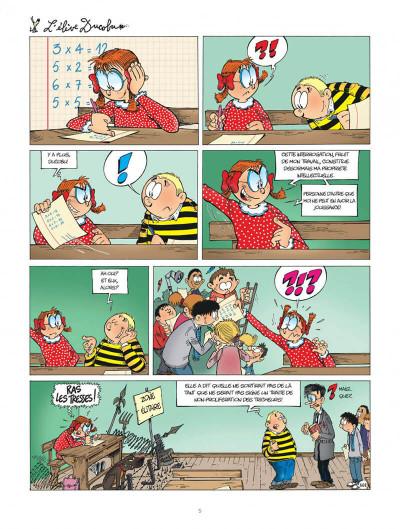 Page 5 l'élève Ducobu T.19 - Ducobu, élève modèle