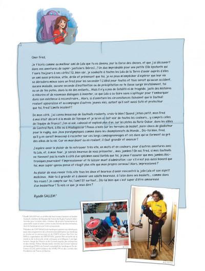 Page 2 Lulu et Fred tome 1 - une dent contre les mémés