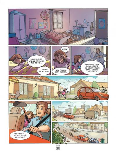 Page 3 Lulu et Fred tome 1 - une dent contre les mémés