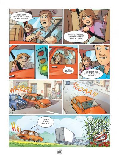 Page 4 Lulu et Fred tome 1 - une dent contre les mémés