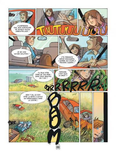 Page 5 Lulu et Fred tome 1 - une dent contre les mémés