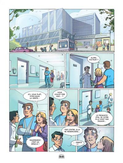 Page 6 Lulu et Fred tome 1 - une dent contre les mémés