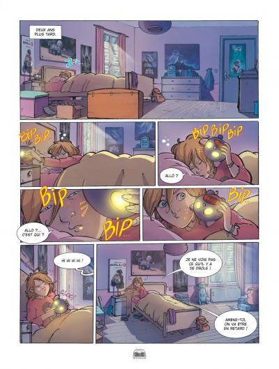Page 7 Lulu et Fred tome 1 - une dent contre les mémés