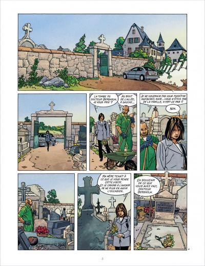 Page 2 rafales ; intégrale