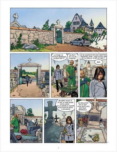 Page 3 rafales ; intégrale