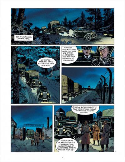 Page 4 rafales ; intégrale