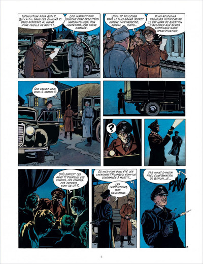 Page 5 rafales ; intégrale