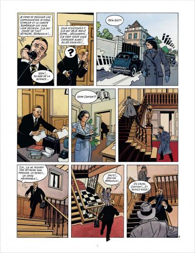 Page 7 rafales ; intégrale