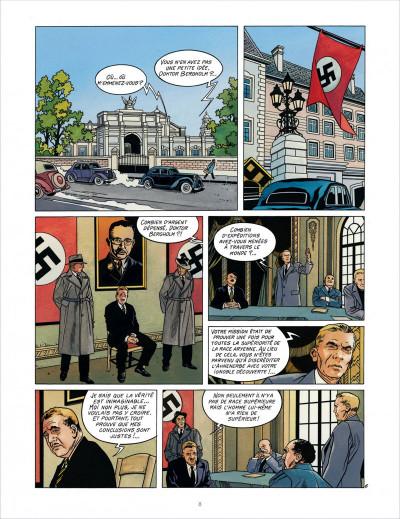 Page 8 rafales ; intégrale