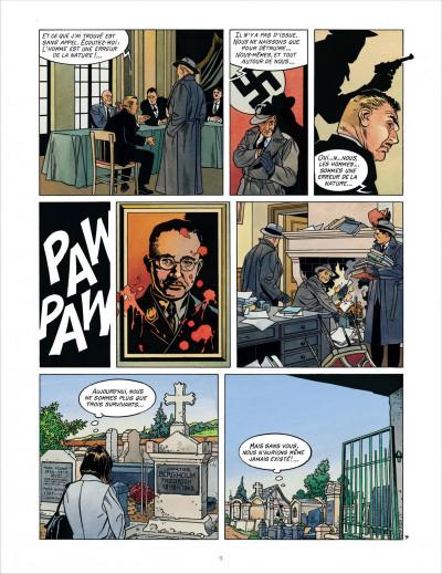 Page 9 rafales ; intégrale