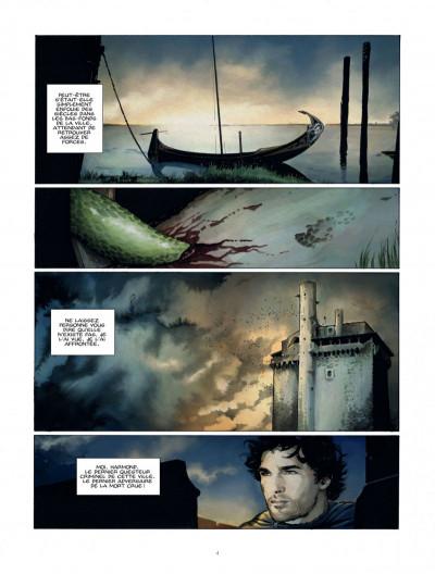 Page 4 H.ell tome 1 - la mort, sous toutes les formes