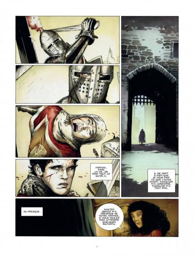 Page 5 H.ell tome 1 - la mort, sous toutes les formes