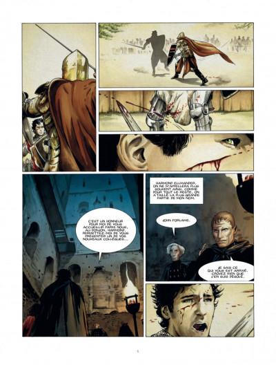 Page 6 H.ell tome 1 - la mort, sous toutes les formes